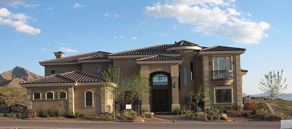 New custom luxury homes in el paso tx porter for Builders in el paso tx